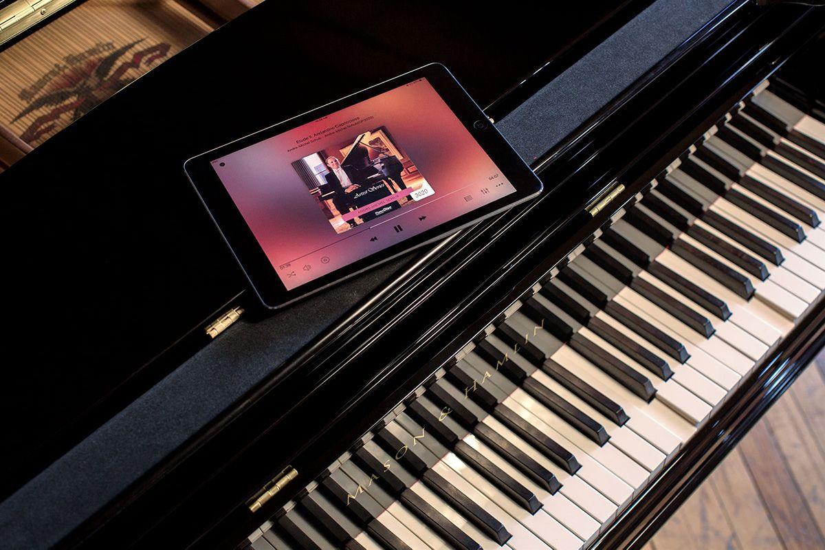 Prodigy - PianoDisc