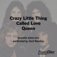 OP9377 Crazy Little Thing Called Love - Queen