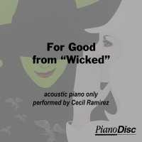 OP9379 For Good - from Wicked