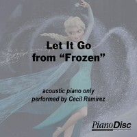 OP9382 Let It Go - from Frozen