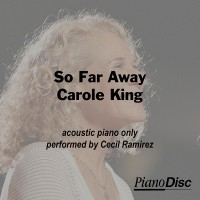OP9385 So Far Away - Carole King