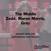 OP9387 The Middle - Maren Morris & Zedd