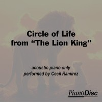OP9390 Circle of Life - from The Lion King