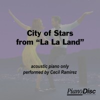 OP9391 City of Stars - from La La Land