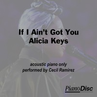 OP9393 If I Ain't Got You - Alicia Keys