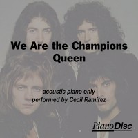 OP9397 We Are The Champions - Queen