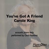 OP9398 You've Got A Friend - Carole King