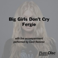 OP9399 Big Girls Don't Cry - Fergie